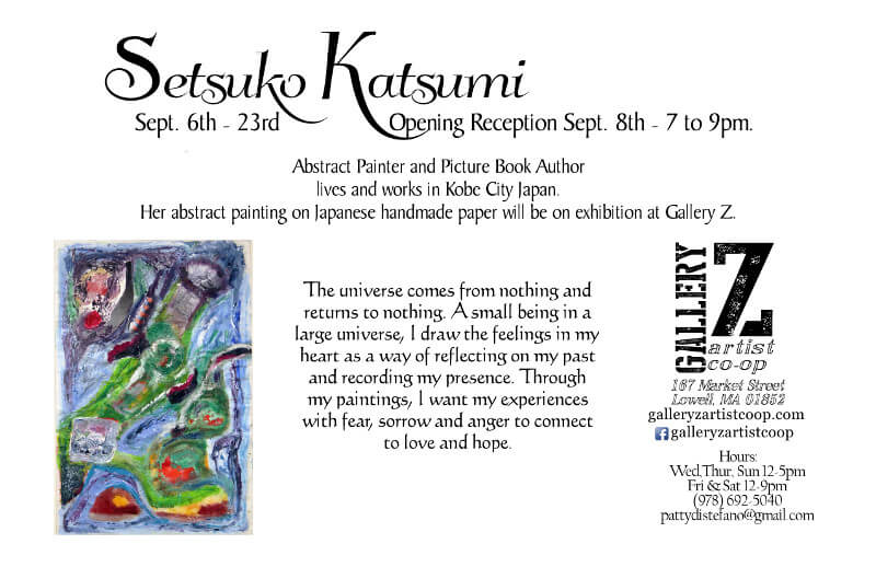 September At Gallery Z
