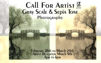 Gray Scale and Sepia Photography