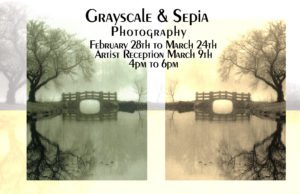 Grayscale & Sepia Photography