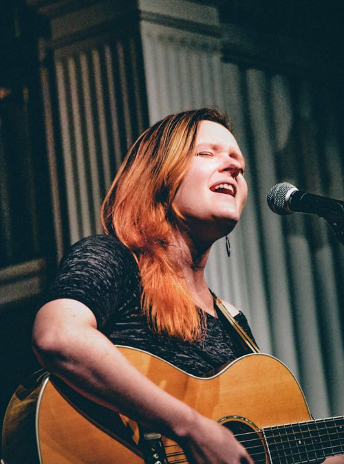 OPEN MIC Saturday, April 13th (7:30-9:30PM) Featuring: Rachel Marie