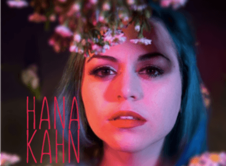 CONCERT: HANA KAHN (NOV. 15th 7:00-9:00pm)