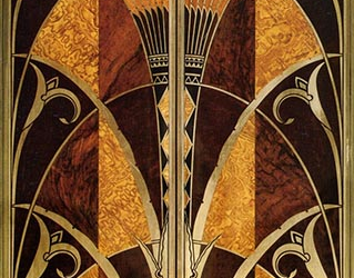 Quilts Art Deco Design