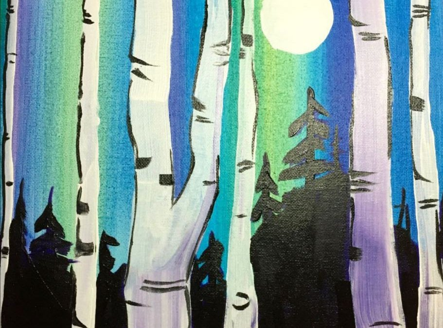 PAINT NIGHT w/Donna Howard Thursday, May 9th (6:30-9:00PM)