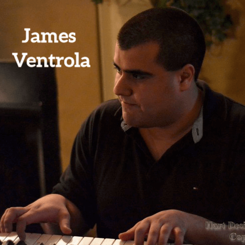 OPEN MIC FEATURING: JAMES VENTROLA! (Saturday, July 13th 7:30-9:30pm)